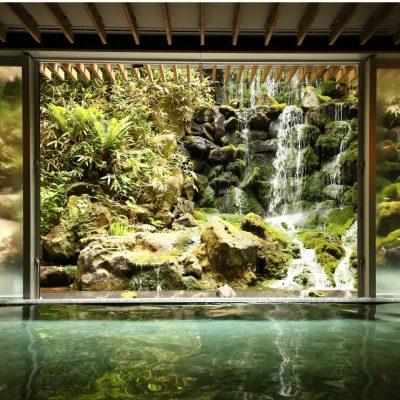庭園大浴場・カラオケルーム営業再開のお知らせ